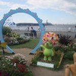 ガーデンネックレス横浜2017」がはじまります .
