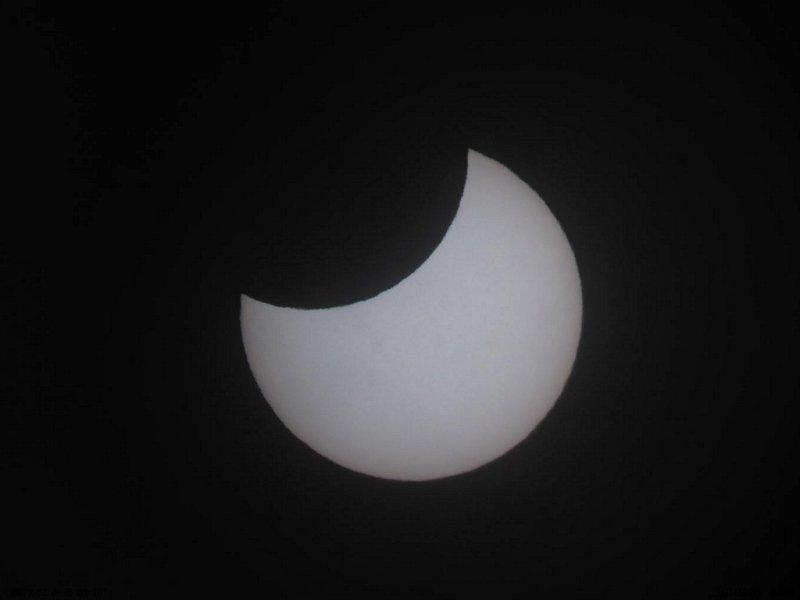 2019年1月の部分日食