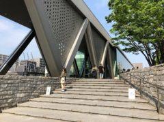 ついこの間来たばかりの東京都現代美術館