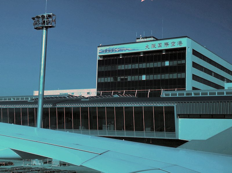 伊丹空港(大阪国際空港)