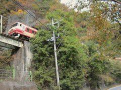 JR最短のトンネルがあった…2013年11月3日