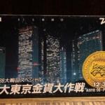 「大東京金貨大作戦」のテレホンカード