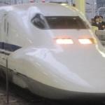 もう東海道新幹線では見られない
