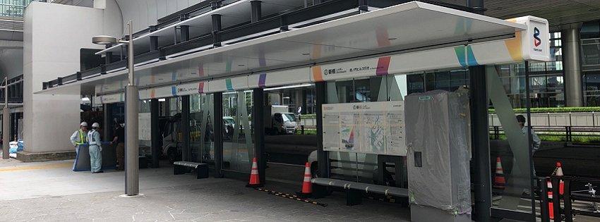 東京BRTプレ運行開始は延期