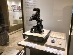 関東大震災で被災した時計