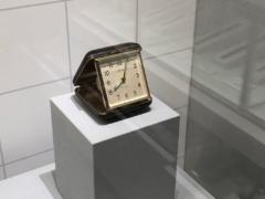 旅行用の時計…似たのを持ってた!