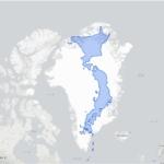 グリーンランドに日本を重ねる