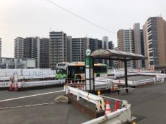 都営バスが唯一の公共交通機関
