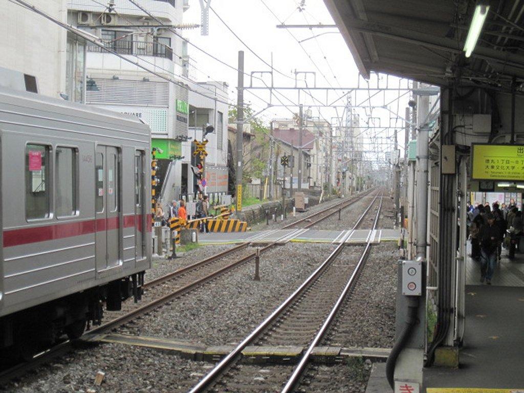 東武練馬駅(2012年4月21日)