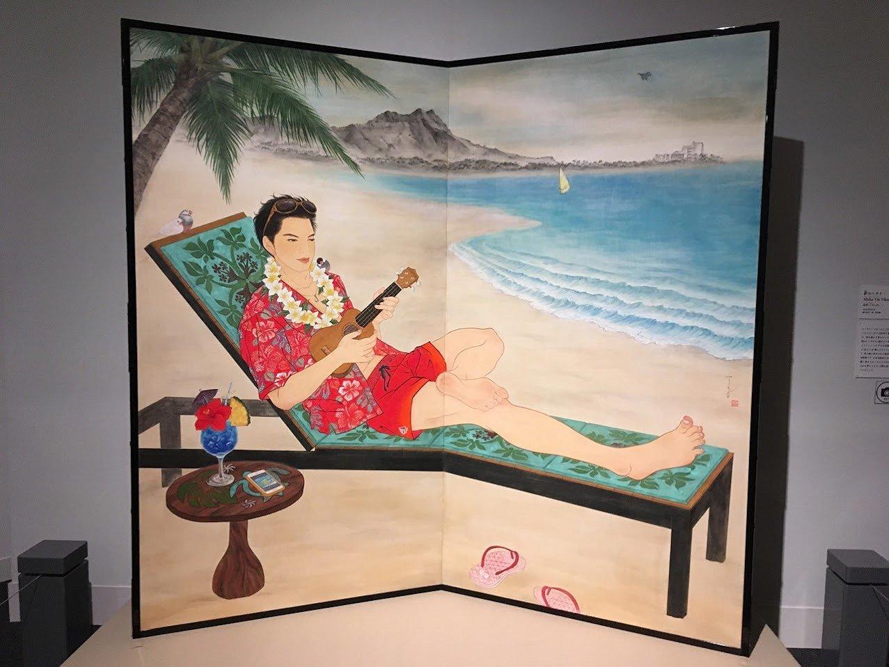 《夢のハワイーAloha 'Oe Ukulele》